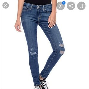 Levi's Jeans - Levis 711 skinny Jeans